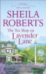 Tea shop on lavender lane